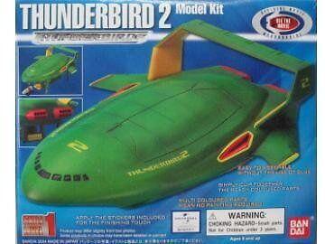 1/450 Thunderbirds Machines From Japan
