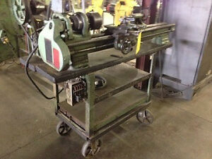 Lathe southbend, 4-1/2 ft, 3 jaw chuck, american tool post,
