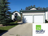 VERY LARGE Sylvan Family House–  Presented By 2% Realty Red Deer