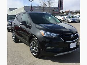**SHORT LEASE TAKEOVER**2017 Buick Encore Sport Touring SUV