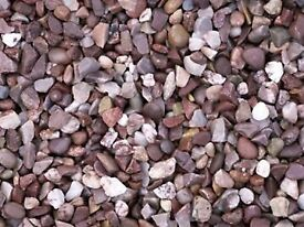 20 mm blossom garden and driveway chips/ gravel/ stones