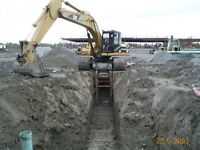 Foreman, Operators, Pipe layers, Laborers Needed