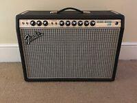 Fender 68 Custom Deluxe Reverb 1 x 12 combo. As New Boxed
