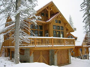 Kicking Horse ski-in / ski-out lodge