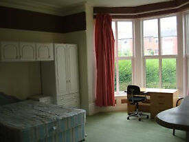 Very Large 1 bedroom flat close to the University and City Centre. Available from 15/09/18