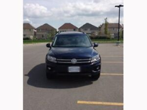 Lease Transfer with $2000 incentive! Volkswagen Tiguan 2016