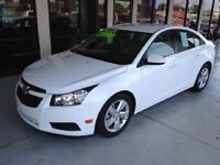 TAKE OVER MY 23 MONTHS LEASE OF THIS WHITE CRUZE 2014!!