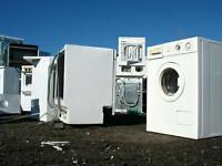 Washing machines cookers ect