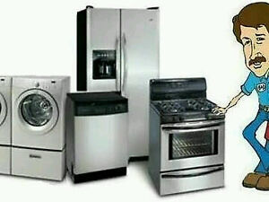 Will pick up old not working  working washers@dryers @appliances