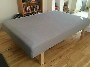 Sold Stc Ikea Sultan Storfors King Size Double Bed
