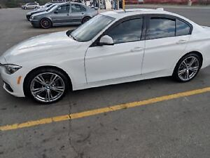 Lease Take Over - BMW 330i xDrive SPORT PACKAGE w/Wear Care