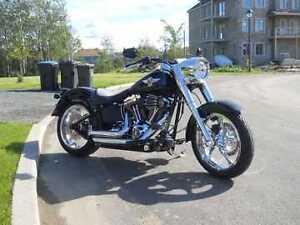 Harley Fatboy Low 2010