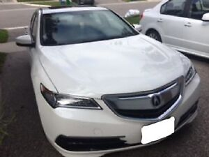 Acura TLX lease take over with incentive package