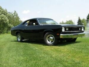 Plymouth Duster 1971.