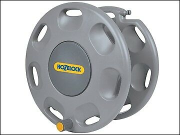 Hozelock 2390 60m Wall Mounted Hose Reel ONLY HOZ2390