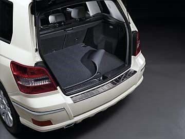 Genuine OEM Mercedes Benz GLE Class Coupe C292 Black Reversible Cargo Mat