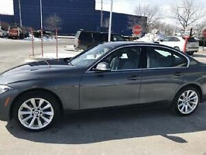 LEASE TAKEOVER - 2017 BMW 3 Series 330i xDrive