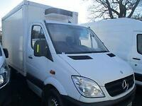 2012 62 MERCEDES-BENZ SPRINTER 2.1 313 CDI C/C MWB 1D 129 BHP REFRIDGERATED CHIL