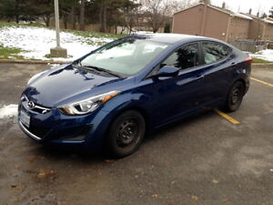 2015 Hyundai Elantra GL Sedan London Ontario image 1