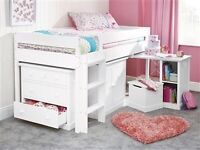 Next Cabin Bed - Girls & Boys available