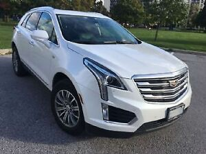 2017 Cadillac XT5 FWD Luxury Model / Lease Take Over