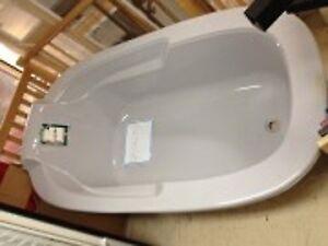 Bain ovale plus gris termo masseur