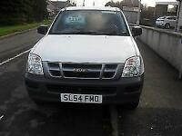 Isuzu Rodeo 2.5TD LWB D Cab 2wd 2004 ONLY 86567Mls 6 Service Stamps 5 Seats