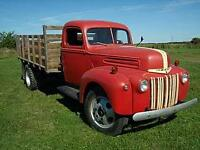 PICK UP FORD 1945