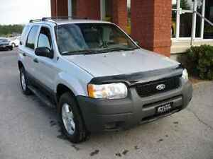 2002 Ford Escape LX VUS