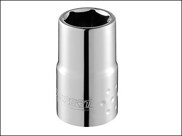 Britool E117351B Hexagon Socket 6 Point Regular 1/4in Drive 11mm