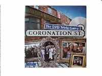 Coronation Street DVD Trivia Game new and sealed