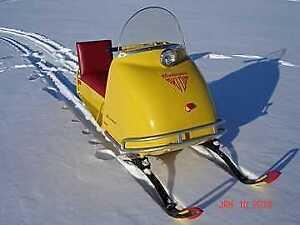 Ski Doo 1965 1964 1963 1962 1961