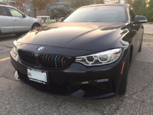 2014 BMW 4-Series 435i xDrive M Performance Coupe (2 door)