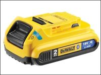 Dewalt 2 amp Bluetooth Batteries