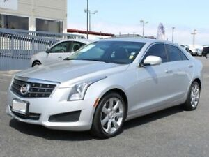 Lease Takeover 2015 Cadillac ATS AWD ($421)