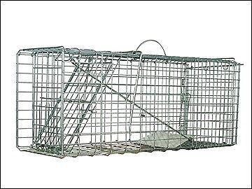 STV Pest-Free Living Rabbit Cage Trap STV071