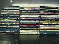 Job Lot of 100 CD's - Various Artists, Different Genres - Good Condition