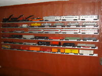 POST WAR LIONEL 'O' GAUGE AND '027' TRAINS