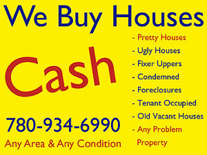 CASH - We Buy Ugly Houses and Other Problem Properties