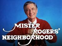 MR ROGERS NEIGHBORHOOD DVD set - OVER 150 EPISODES!!