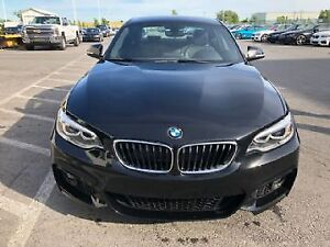 2017 BMW 2 series xDrive Premium lease protection