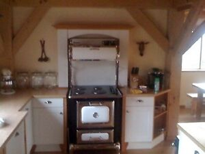Heartland antique looking electric cookstove