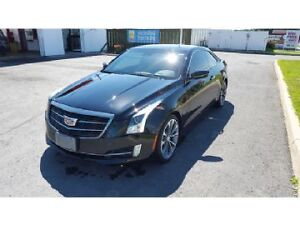 2015 Cadillac ATS 2.0L TURBO Coupe Performance Package