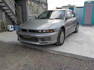 Mitsubishi Galant 1997 Brisbane City Brisbane North West Preview