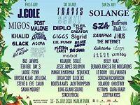 2 x tickets to Longitude Festival 2018 (Sunday)