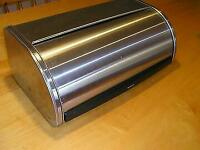Brabantia's Roll Top Bread Bin