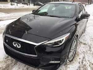 Lease take over, 2017 Infiniti QX30 Sport, 6800 Km