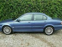 Jaguar x type sport for swap