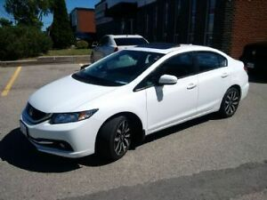 GREAT LEASE TAKE OVER-2014 Honda Civic Sedan Touring