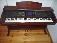 Yamaha Clavinova Electric Keyboard superb, little used condition.